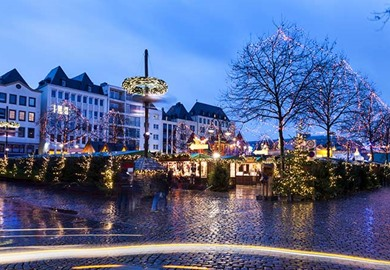 Cologne Christmas Market Germany