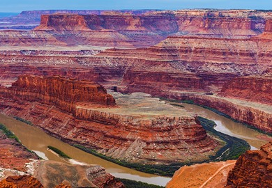 Dead Horse Point National Scenic Landscape