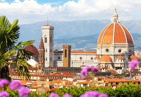 FLorence skyline Italy