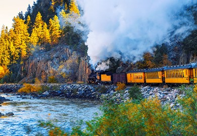 Durango & Silverton Train